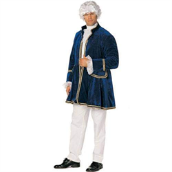 French Majesty kostume