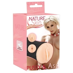 NS Pussy and Ass